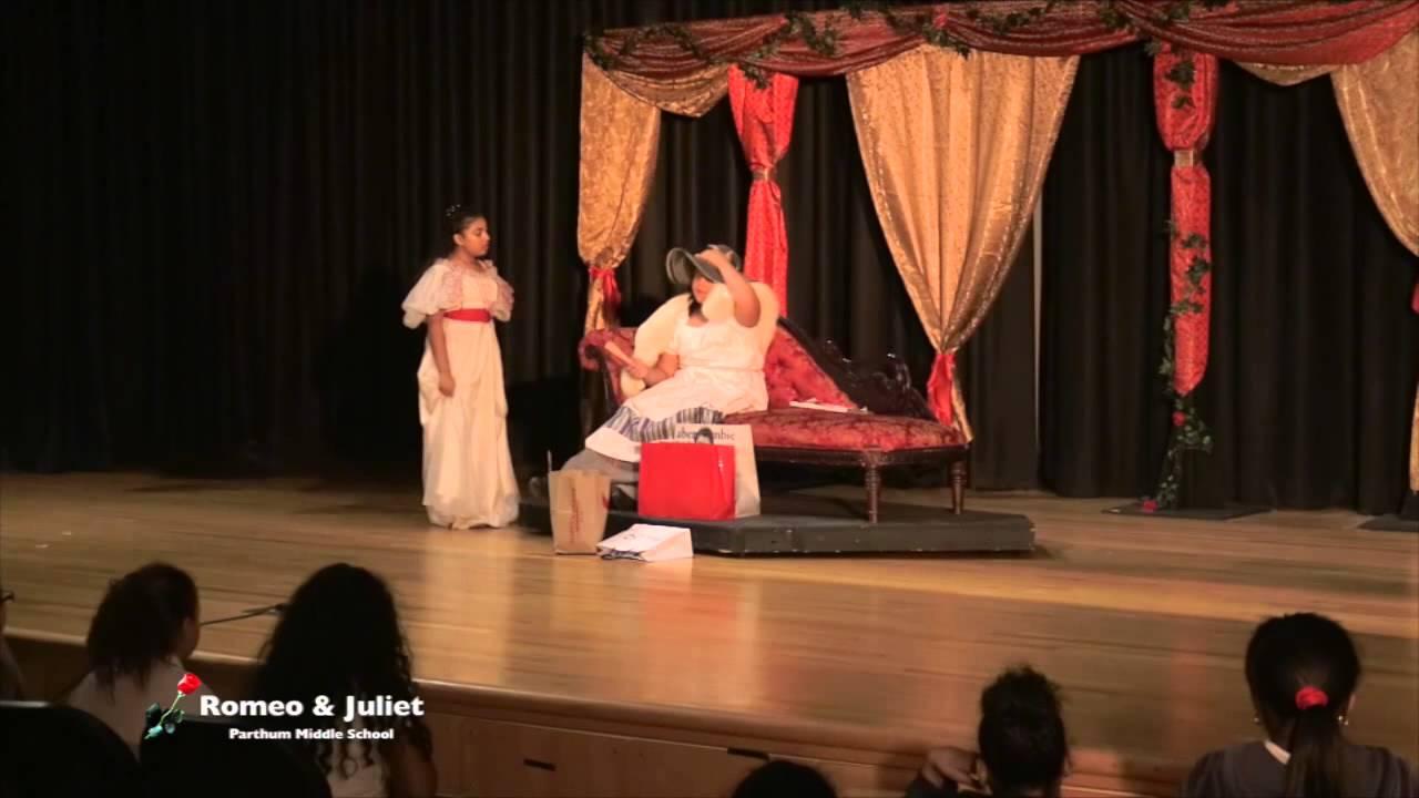 Romeo and Juliet for High School - StartsAtEight