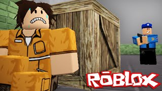 Roblox Adventures / Escape the Prison of Robloxia / Breaking Out of Jail!