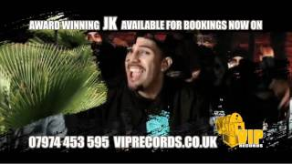 Award Winning JK Available for Bookings now VIP Records!