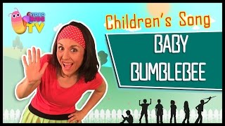 ♫ ♪ BABY BUMBLEBEE ♫♪ children