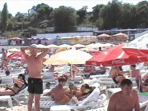 Odessa Ukraine Arcadia Beach Key2Ukraine