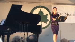 """Isabel Leonard """"Les tringles des sistres tintaient"""". Bizet """"Carmen"""""""