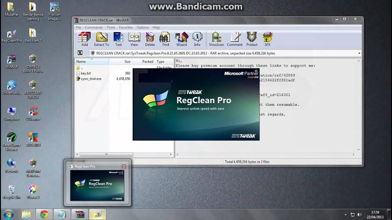 regclean pro 6.2 gratuit
