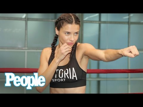 Victoria's Secret Fashion Show: Adriana Lima's Workout | We Tried It | People