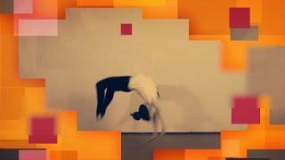 Как научиться делать фляк назад. Фляк в перекат. (handspring) Танцы Онлайн с Кристиной Мацкевич