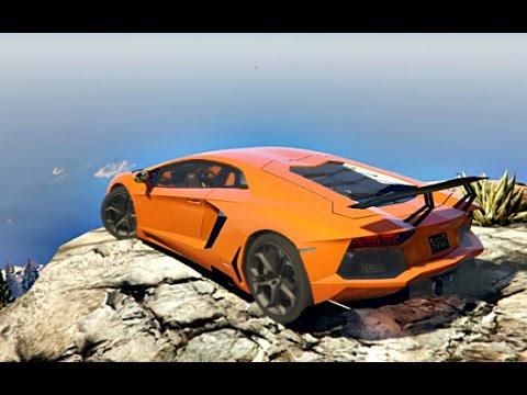 GTA 5 Best Vehicle Mods (GTA V PC Gameplay Real Car Mods)