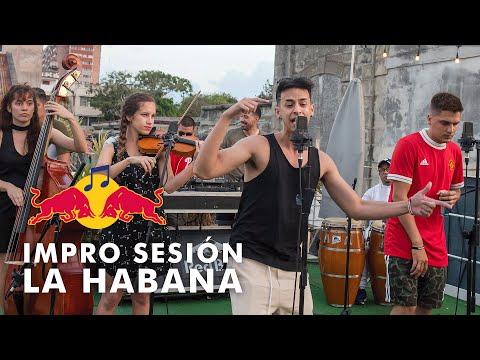 Impro Sesión LA HABANA | Red Bull Music Academy Laboratorio 2019