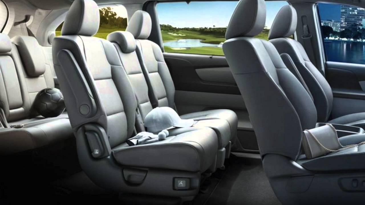 2016 Honda Odyssey Vs Toyota Sienna