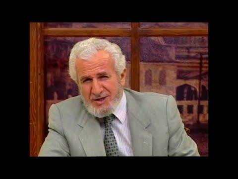 Çevre - Dinimi Öğreniyorum Hayat Dersleri - Prof. Dr. Cevat Akşit