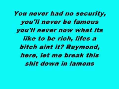 Eminem Nail In The Coffin Lyrics