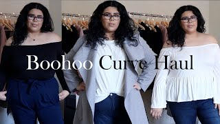 Boohoo Curve Try-on Haul | Spring 2018 Plus Size Fashion