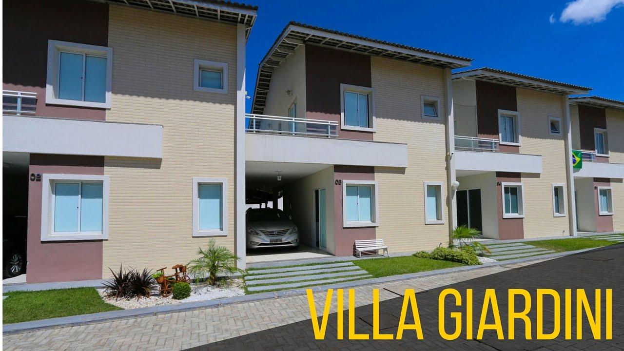 Villa giardini condominio fechado de casas duplex no - Piano casa in condominio ...