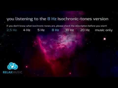 8 HOURS REM sleep 8Hz Low Alpha Wave isochronic tones