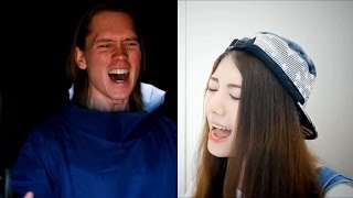 vuclip 【라온&PelleK】 NARUTO SHIPPUDEN OP.16 - SILHOUETTE (シルエット)【Collaboration】