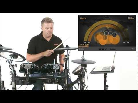 Roland V-Drums Friend Jam Overview with Craig Blundell