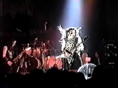 Immortal - Blashyrkh (Mighty Ravendark) Live Guadalajara, Jalisco 2000
