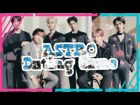 ASTRO Dating Game (mafia Ver)