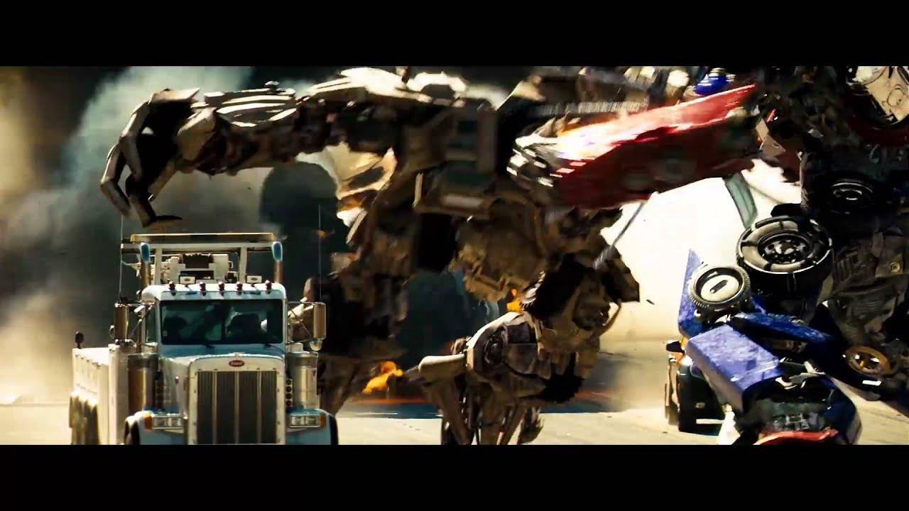 Transformers Fight Sped Up Prime Vs Bonecrusher Youtube