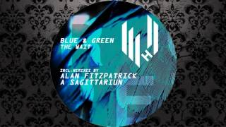 Blue & Green - The Wait (Alan Fitzpatrick Remix) [HYPERCOLOUR]