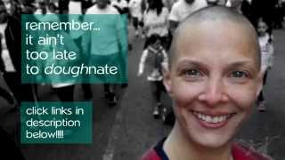 SHARON BLYNN / BALD IS BEAUTIFUL BLOG — 2014 REVLON RUN/WALK NYC!!!