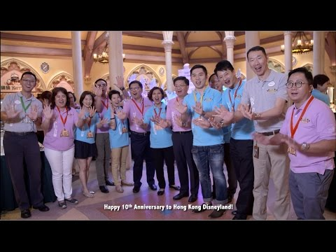 Hong Kong Disneyland Travel Trade Summit and Celebration of Sales Excellence 2014 event highlights