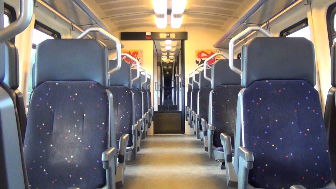 Interieur ns dm 39 90 2e klas 20151118 youtube for Interieur no 253