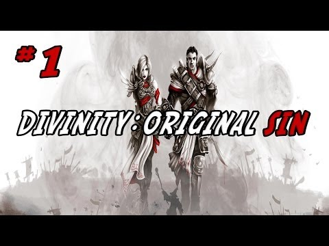 "Divinity: Original Sin (Lonewolf Hard) - Part 1 - ""Ragequin's Ghost"""