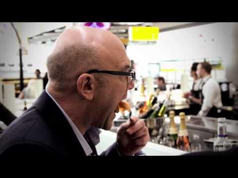 Heathrow Dining: Gregg Wallace and John Torode visit Heathrow