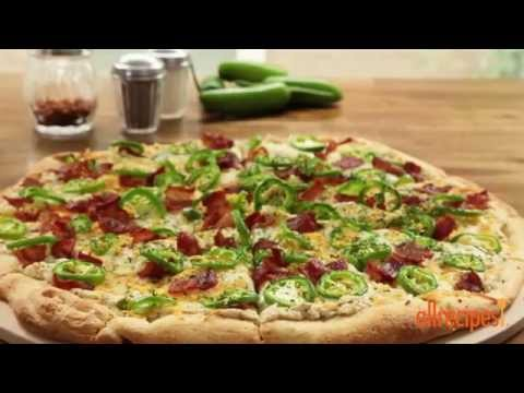 How to Make Jalapeno Popper Pizza | Pizza Recipes | Allrecipes.com