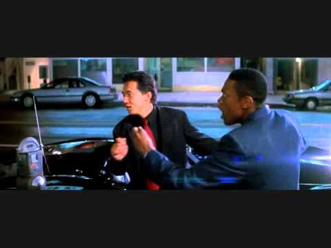 RUSH HOUR 1 cour de dance avec chris tucker et jackie chan [FR]