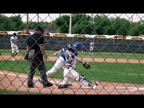 Alexander vs Del Rio  Baseball 2018