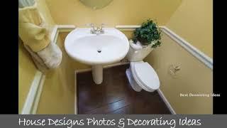 Modern half bathroom design | Best of most popular interior & exterior modern design picture