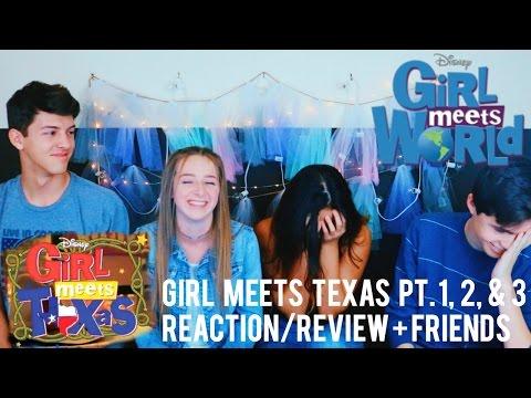 Girl Meets Texas Reaction/Review (ft. Quinn & Ries)