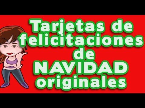 Tarjetas de felicitaciones de navidad originales para - Targetas de navidad originales ...