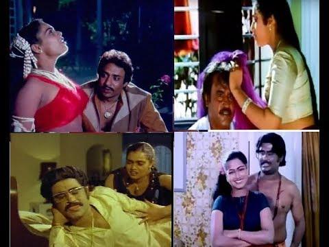 सुपर स्टार बनने से पहले दक्षिण भारतीय फिल्मो के रणजीत थे रजनीकांत, अंधी लड़कियों से रेप - 동영상