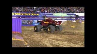 Iron Man Freestyle   Monster Jam World Finals XV