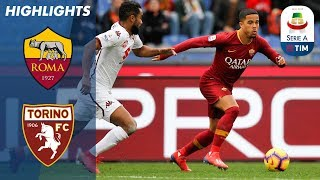 Roma 3-2 Torino | El Shaarawy Winner Sends Roma Back Into Top 4 | Serie A
