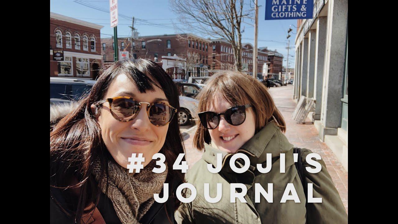 #34 Joji's Journal with Veera!
