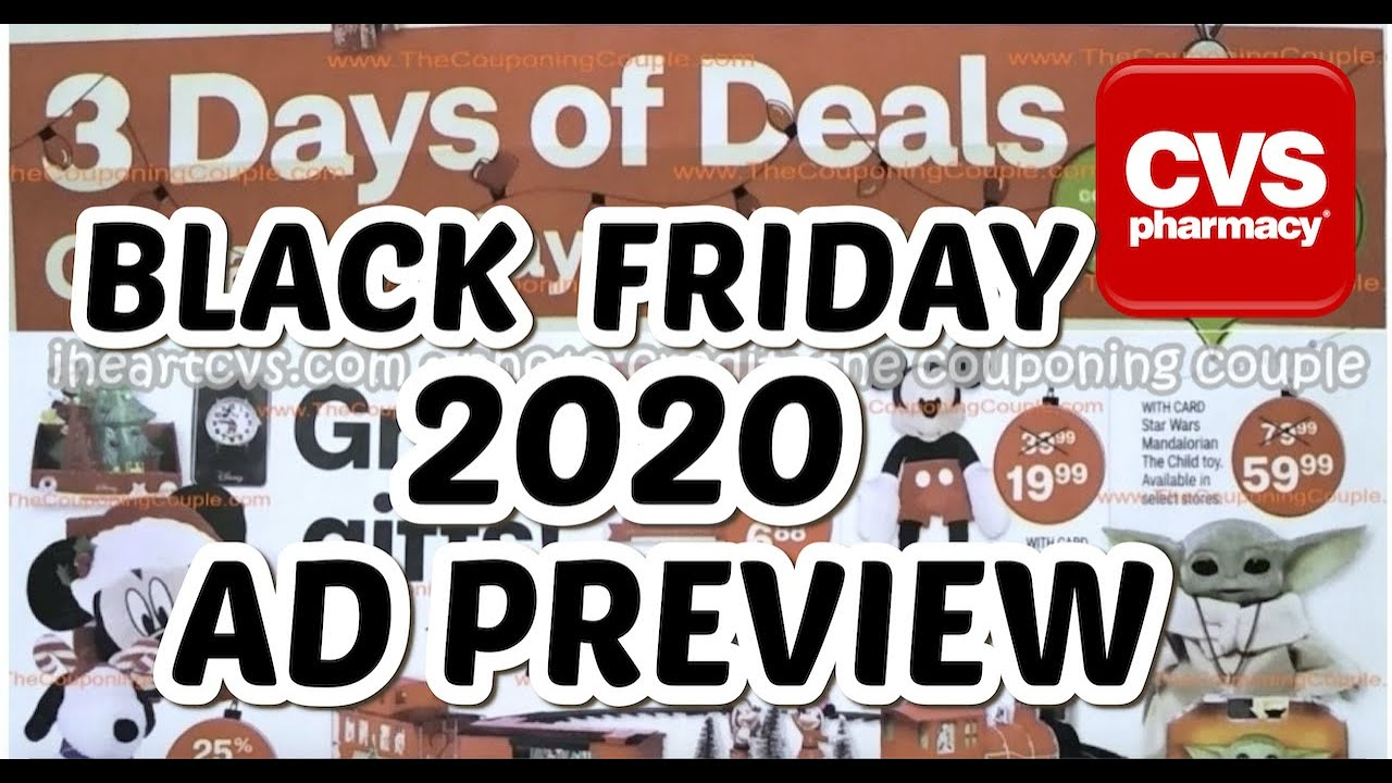Cvs Black Friday Ad Preview 2020 Youtube What marketing strategies does iheartcvs use? youtube