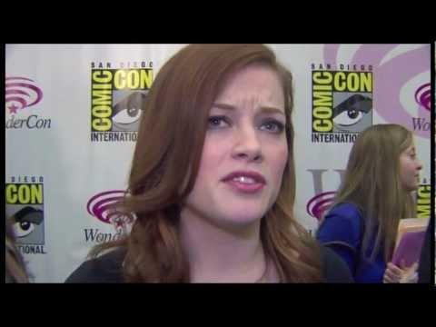 "Jane Levy Interview - ""Evil Dead"" (2013)"