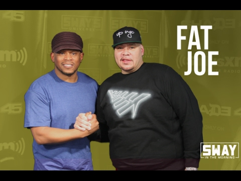 Fat Joe Remembers How Big Pun Blew His Mind When They First Met + Raps Favorite Verse