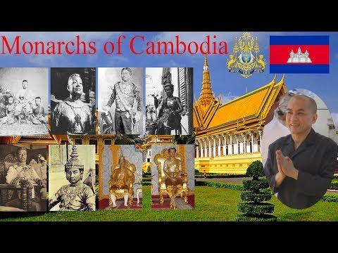 Monarchs of Cambodia (1806