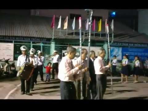 GX Thạch Đà: mừng bổn mạng liên ca đoàn (raw video T.1)