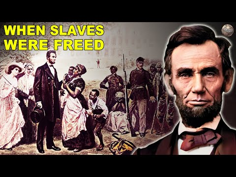 What Actually Happened When Slaves Were Freed