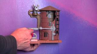 TMNT Z-Line Water Tower Washout Instructional Video