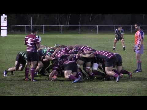 Endeavour Hills vs Power House 2017 2nd half