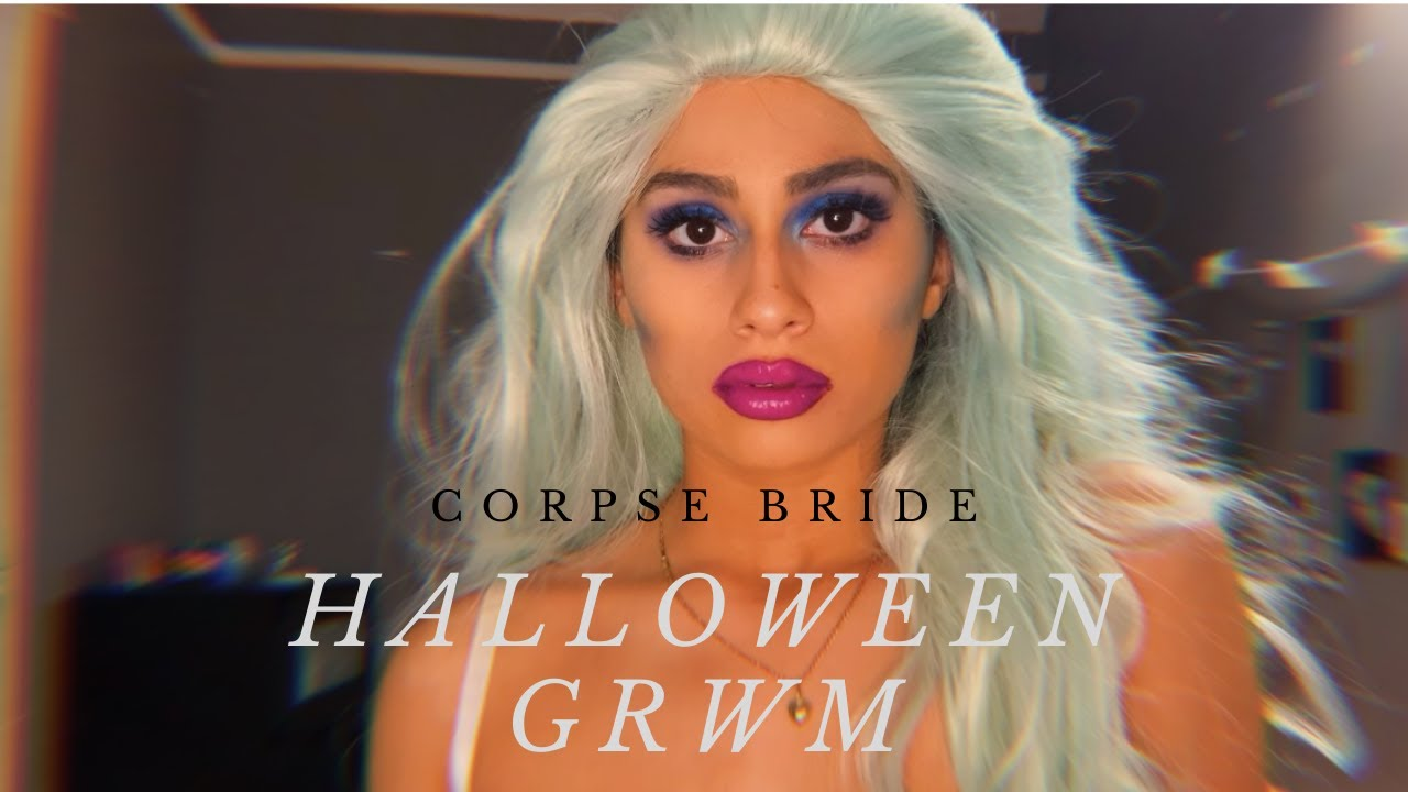 Corpse Bride Grwm Halloween Youtube Todays video is a little vlog style grwm. youtube