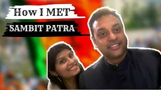 How I Met Sambit Patra (BJP spokesperson) thumbnail