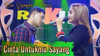 Download lagu Cinta Untukmu Sayang  [ koplo jaranan ] ~ Era Syaqira + Ferry   |   cover APRILIAN & FANY ZEE
