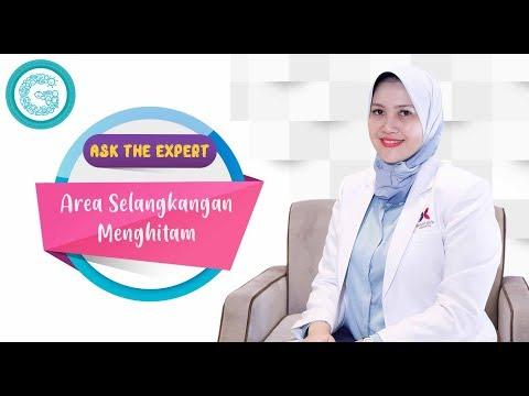 Inilah Penyebab Area Selangkangan Menghitam - Dr. Hafiza Fikri Fadel, SpKK